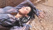she loves lying down in the pool with her clothes, her blouse is getting sheer and see-through