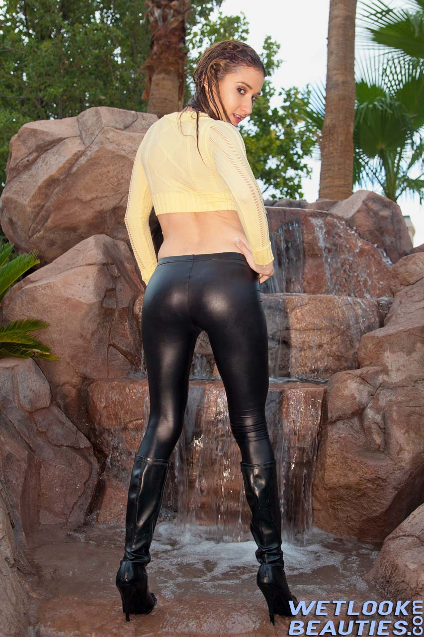 That was sexy leggins porno the